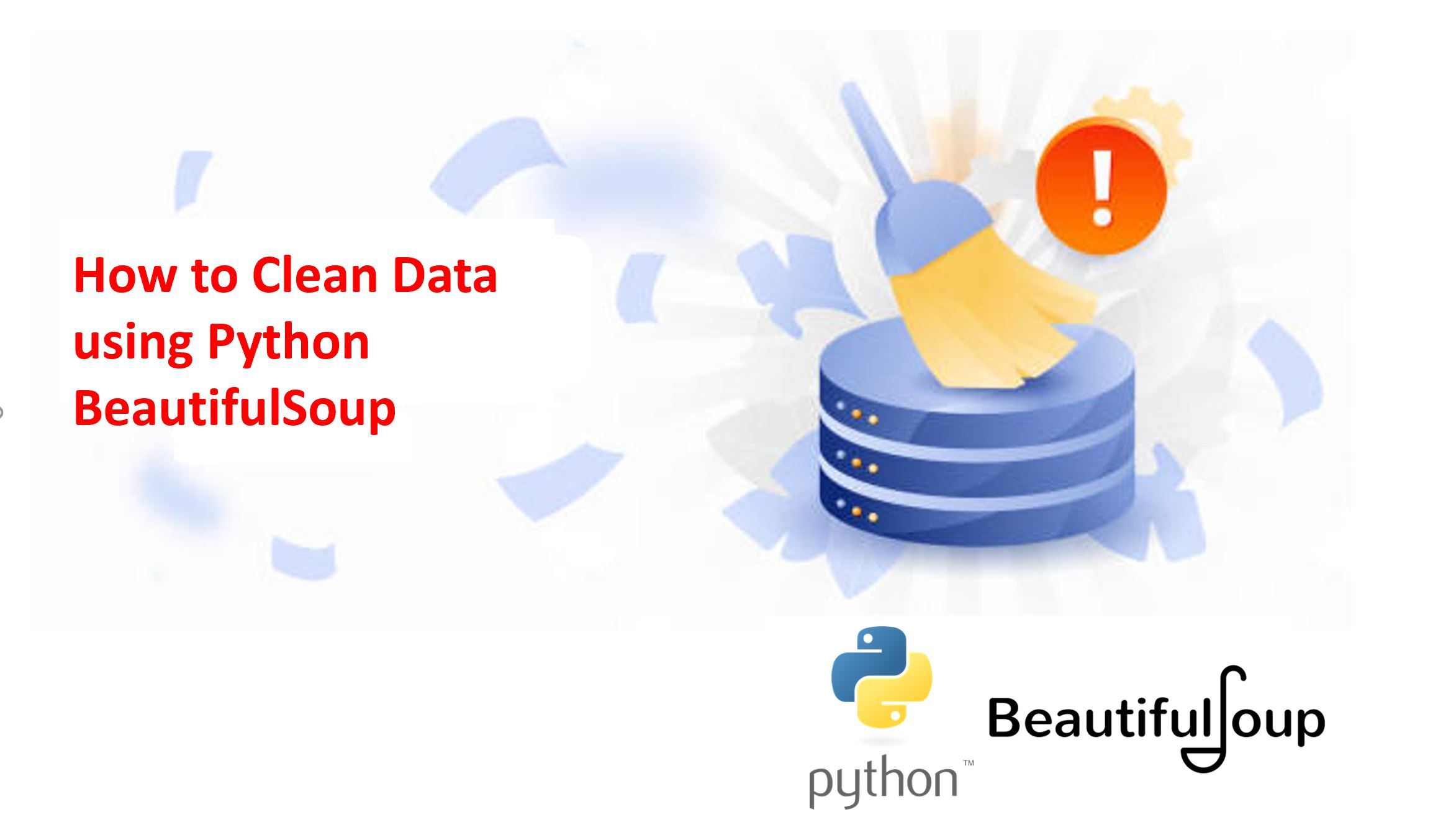 how to clean web scraping data using python beautifulsoup